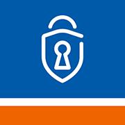 """Icon der SecureGo. Ihre bisherige TAN-App SecureApp funktioniert seit dem 14. September nicht mehr. Um weiterhin ein App-Freigabeverfahren nutzen zu können, bitten wir Sie die neue TAN-App """"SecureGo"""" für Transaktionsfreigaben auf Ihrem Smartphone oder Tablet zu installieren."""