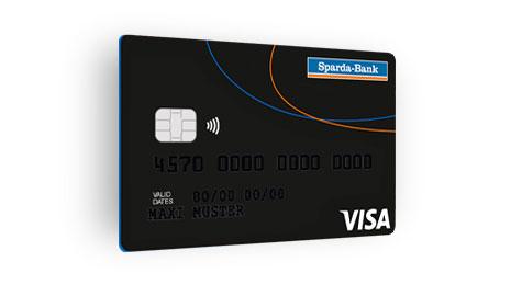 Sparda-Bank Berlin Visa Karte