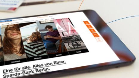 Modernstes Online-Banking auf allen Endgeräten Ihrer Wahl: Hier finden Sie relevante Informationen zum Online-Banking der Sparda-Bank Berlin auf einen Blick.